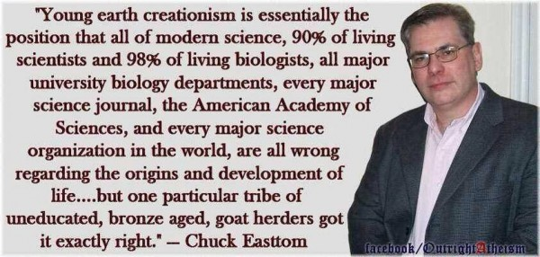 Young-earth-creationists